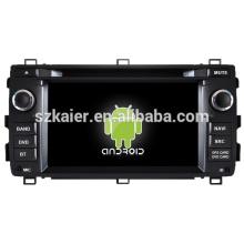 Reproductor multimedia elegante del coche de android 4.1 de la pantalla táctil para Toyota AURIS con GPS / Bluetooth / TV / 3G / WIFI