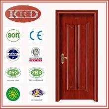 Steel Wood Interior Door K1381for African Market