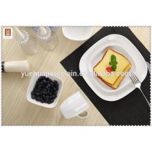 China hign qualidade cerâmica prato louça chá conjunto