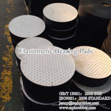 China Elastomeric Bearing Pads Projetando