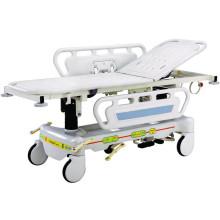 Camilla de emergencia hidráulico lujoso equipamiento médico
