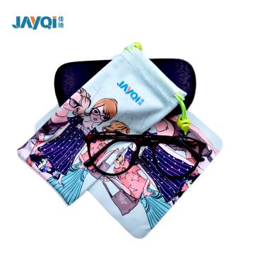 Nueva bolsa de limpieza de microfibras de moda