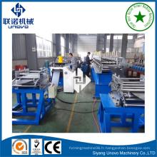 Machine de fabrication de panneaux de carrosserie en métal