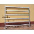 Panneaux de Corral galvanisés Panneaux de bétail bon marché Yards de bétail