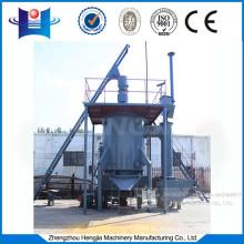 Lead melting equipment single stage gas burner