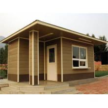 Дешевый водонепроницаемый дом WPC высокого качества