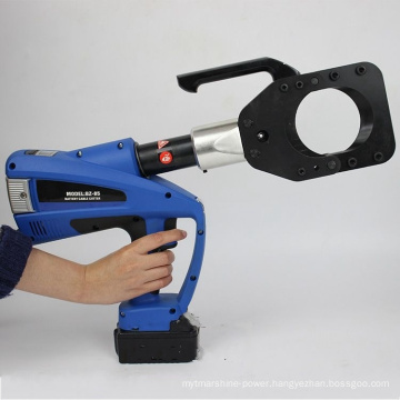 Igeelee Battery Cutting Tool Bz-85 85mm Battery Powered Cable Cutter Electric Cu/Al and Armored Cu/Al Cable