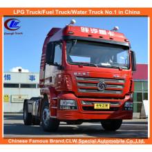 290HP 371HP Heavy Duty Shacman 4*2 M3000 Tractor Trucks