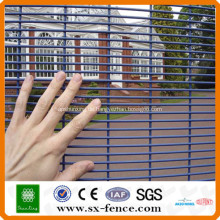 ISO9001 Anping Shunxing Fabrik Anti klettern 358 Sicherheitszaun