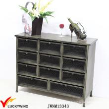 Vintage Industrial Style Heavy Duty Metal Storage Cabinets