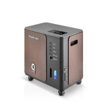 Nebulizador de gerador de oxigênio portátil concentrador de oxigênio