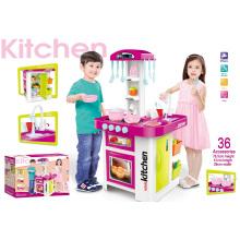 Кухонные игрушки Super Western Style - с открытым холодильником