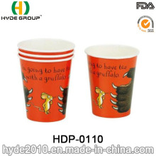 Customized Hot Drinking Paper Cup for Vending Machine (HDP-0110)