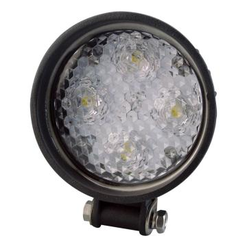 100% Waterproof High Power Round LED Truck Work Lamps