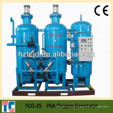 Завод по производству кислорода на 0,4 мпа с компрессором 150 бар