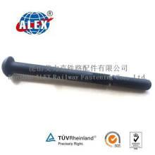 Acero de Tratamiento de Superficie Negro 10.9 Grade Huck Bolt