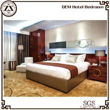 SGS Certificate Hotel Furniture Bedroom Sets