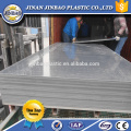 high quality cheap hard surface 3mm 5mm rigid pvc sheet price