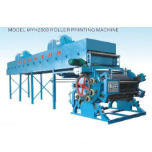 Бархатная печатная машина Five Colors (MYH2000)