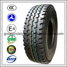 Chinese Tyres Used for Trucks, Dunlop Brand for Kenya Market