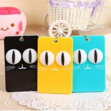 Promotional Gift Custom Soft PVC Luggage Tags