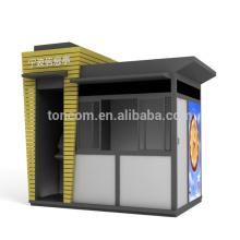 Kiosque d'information BKT-9A avec publicité