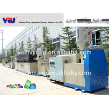 PP strap band pp strap making pp extrusion machine