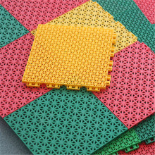 Double Layer Interlocking Removable Sports Flooring