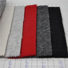 Langhaar-Gewebe aus Alpaka-Wollmischung für den Wintermantel