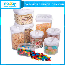 Neway neue Produkt billig Großhandel Kunststoff Vorratsgefäß