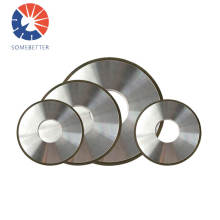 Electroplated Diamond Grinding Wheel for Optical Glass