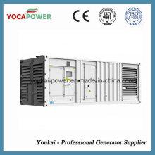 20FT Contenedor Cummins 400kw / 500kVA Generador Diesel Insonorizado