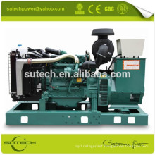 150Kw Volvo Generator, powered by Volvo TAD732GE, open/silent type