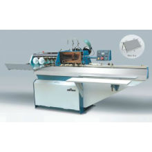 DQ440C semi-automatischen Sattel Naht Maschine