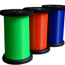Fio de nylon do fio mono de nylon para o monofilamento de confecção de malhas de nylon da urdidura