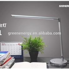 Dimmable dobrável mesa de luz venda quente estilo muito simples 7 w de alta potência interruptor de toque lâmpada de mesa para manicure