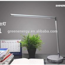 Затемнения складной стол свет горячая распродажа довольно простой стиль 7W высокой мощности сенсорный выключатель настольная лампа для маникюра