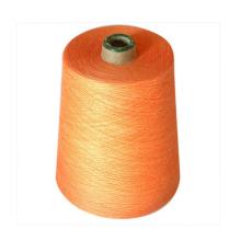 O anel girou o fio de algodão 30% modal de 30% para tecer