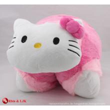 Benutzerdefinierte Werbe-schöne Plüschtier Katze Kissen