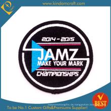 Benutzerdefinierte Jamz machen Sie Ihre Mark Meisterschaft Stickerei Patch (LN-0160)