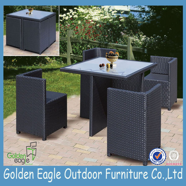 patio furniture PE rattan
