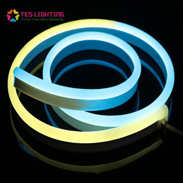 tubo de neón led flexible luz impermeable ip68