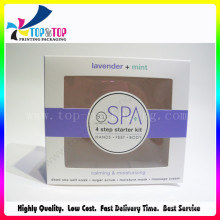 OEM Design Window Cosmetic Card Box