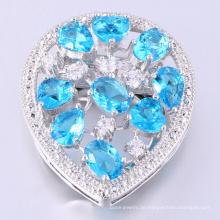 Herzform Brosche Klemme für Valentine Geschenk
