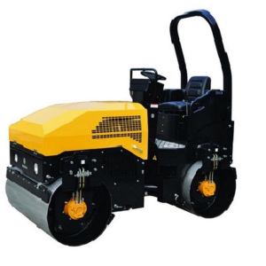Lavpris Ny Double Drum Road Roller