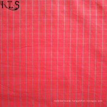 100% Cotton Poplin Woven Yarn Dyed Fabric for Shirts/Dress Rlsc50-30