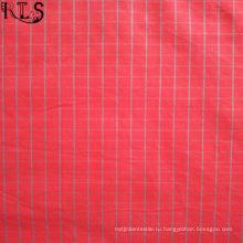 100% хлопок Поплин тканые Пряжа Покрашенная ткань для рубашки/платье Rlsc50-30