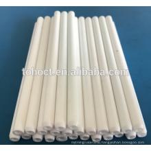Alumina zirconia Wear Resistant Ceramic Tubes