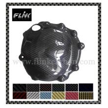 Cubierta de motor de fibra de carbono para BMW S1000rr 09