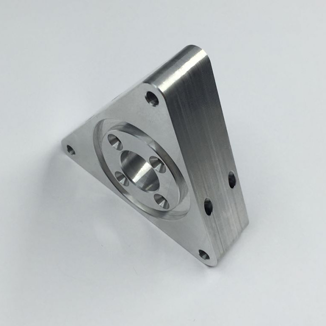 milling machining aluminum parts